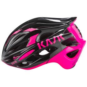 Kask Mojito16 Helm schwarz/fuchsia